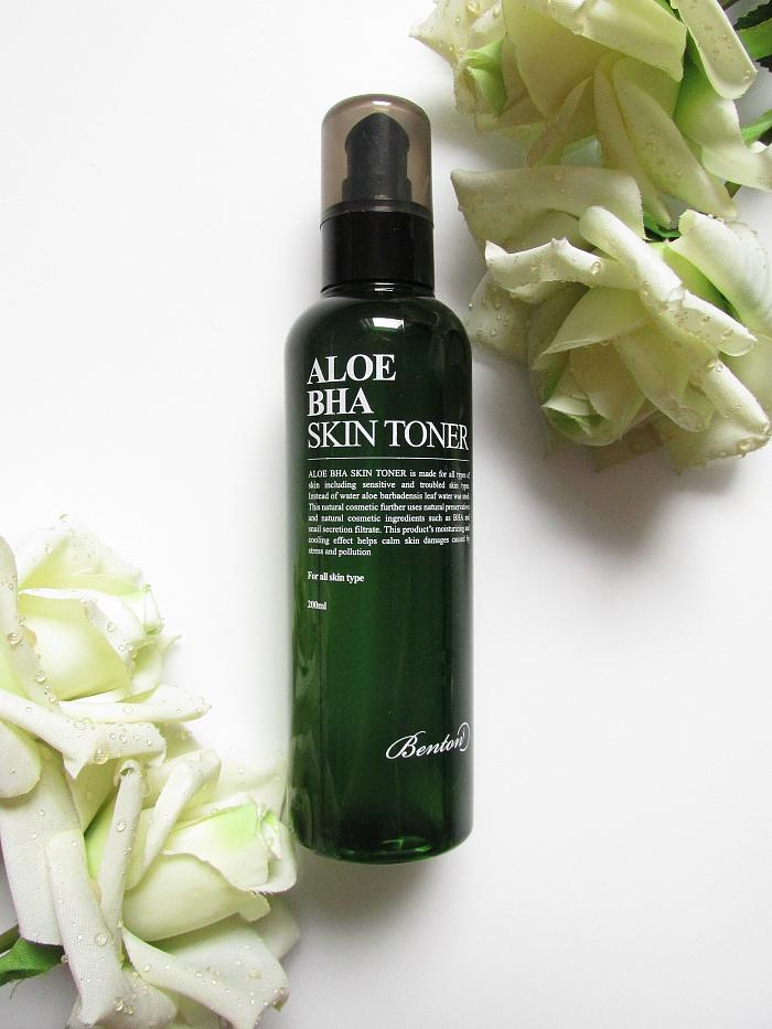 Review: Benton - ALOE BHA Skin Toner - 200ml - 17,99 € - missandmissy.de