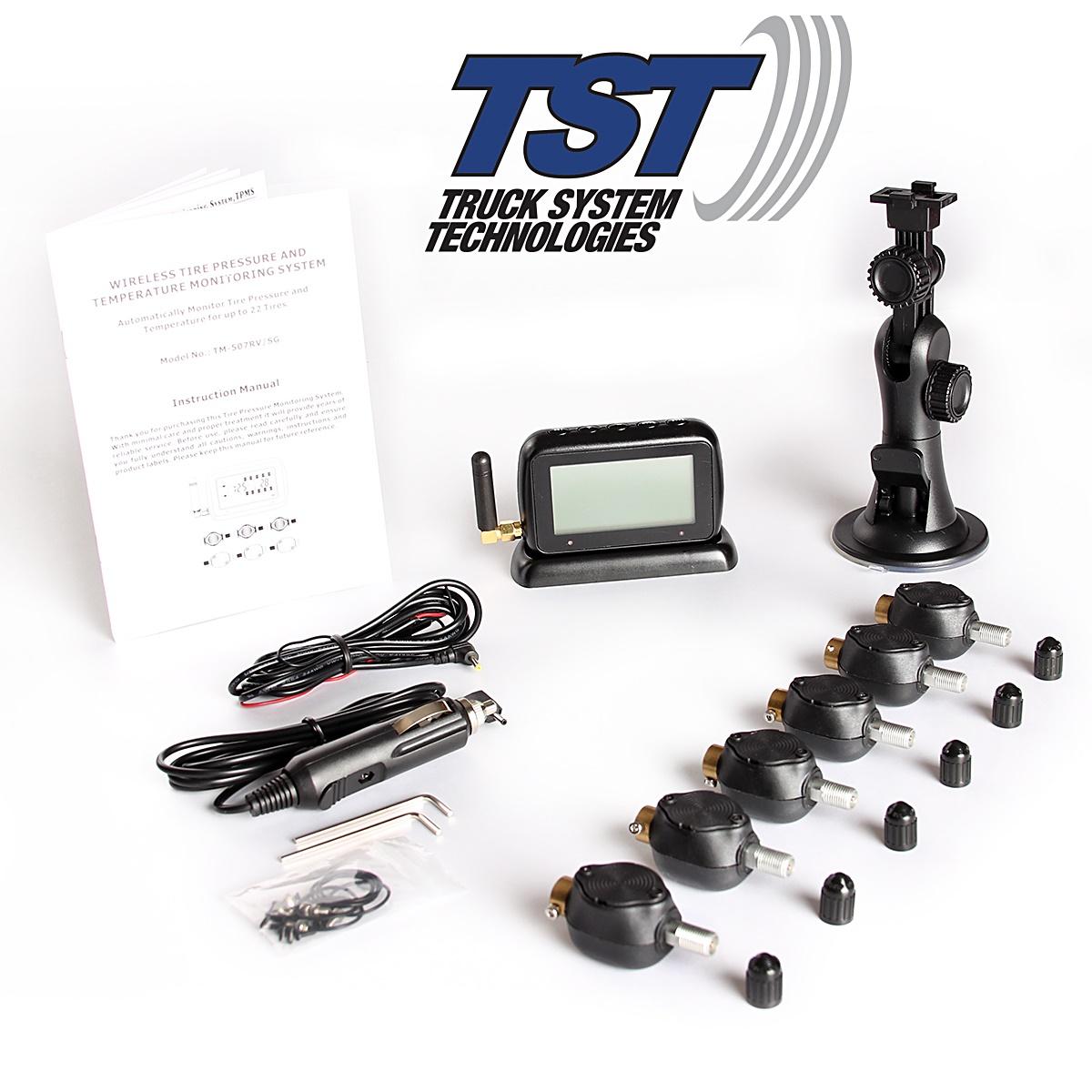 Tst Tire Pressure Monitoring Systems Faq Technorv