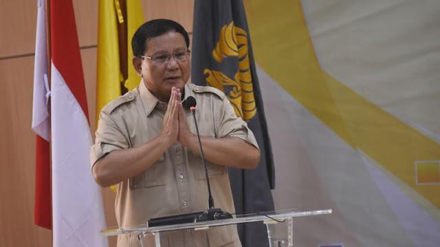 Prabowo: Saya Persilakan Jika Gatot Ingin Gabung ke Gerindra