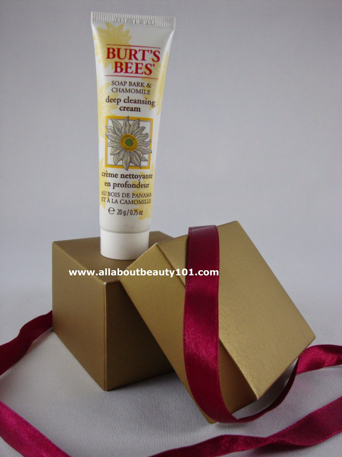 Soap Bark And Chamomile Deep Cleansing Cream by Burt's Bees #3