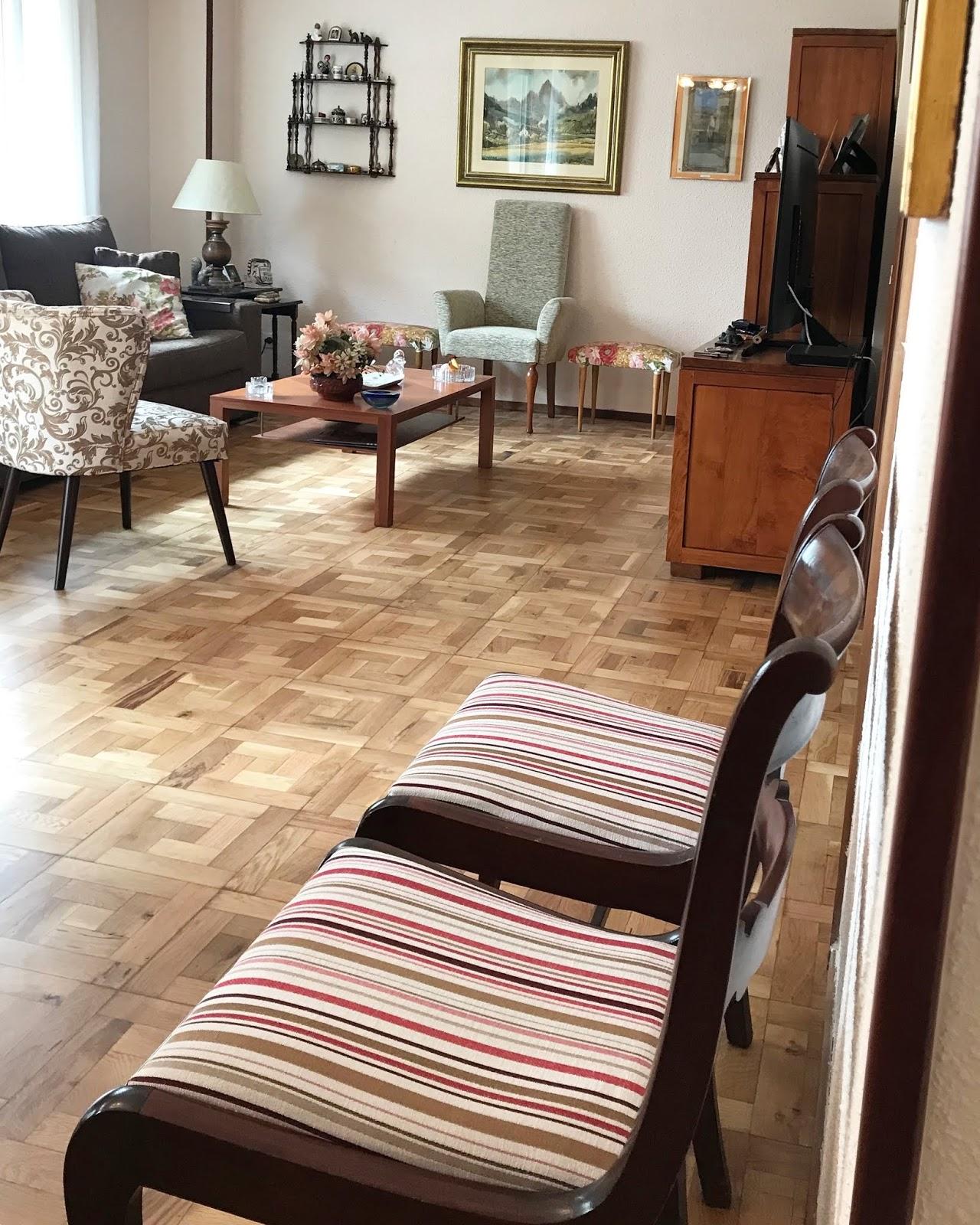 Decoración (II) Detalles para un cuarto de estar confortable ...