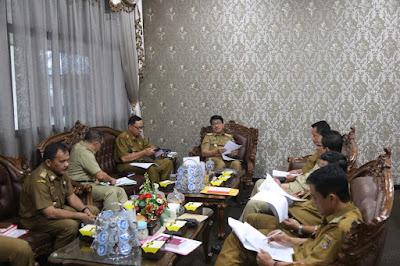 Tindaklanjuti Surat Biro Hukum Kemendagri, Pemprov Lampung Kaji Nomenklatur Dinas Cipta Karya dan PSDA