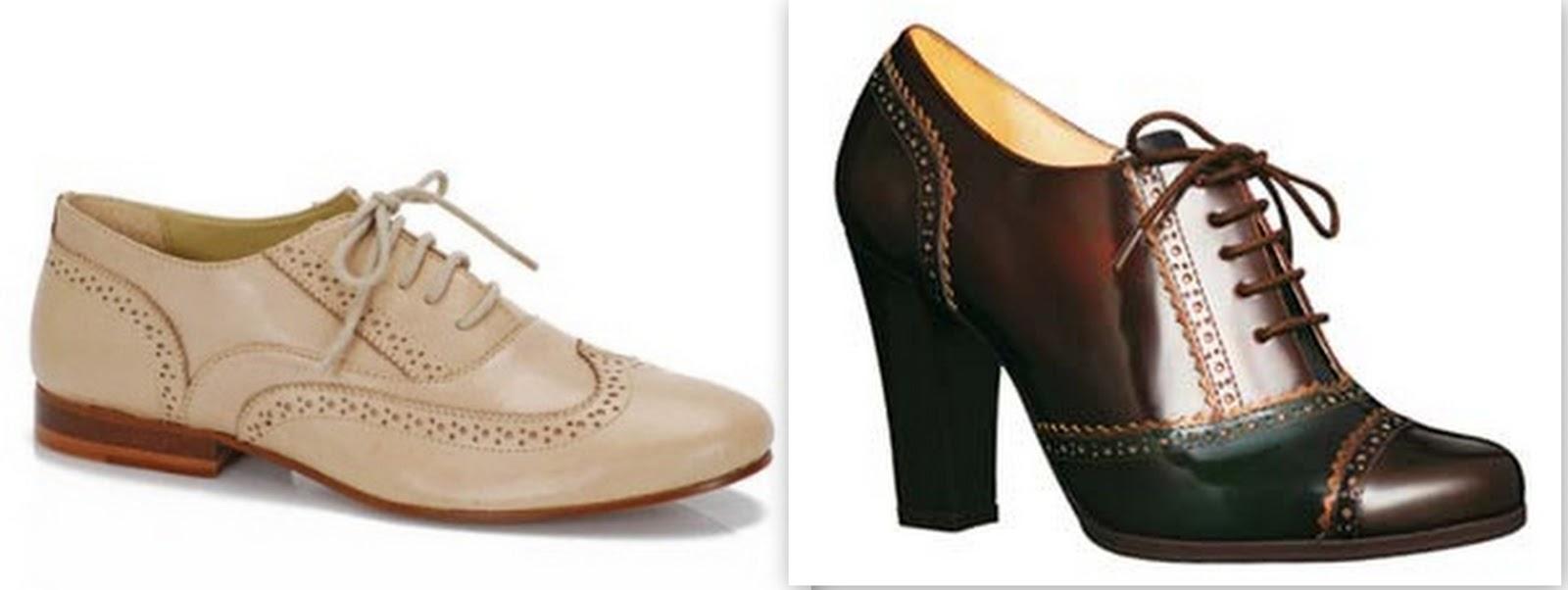 d2df4ffffe Este modelo de calçado recebeu tal nome justamente por ser muito utilizado  entre os estudantes na universidade de Oxford