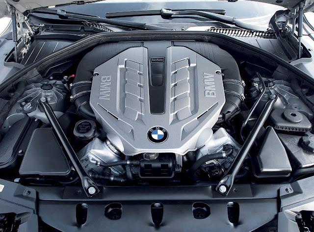 Động cơ xe BMW