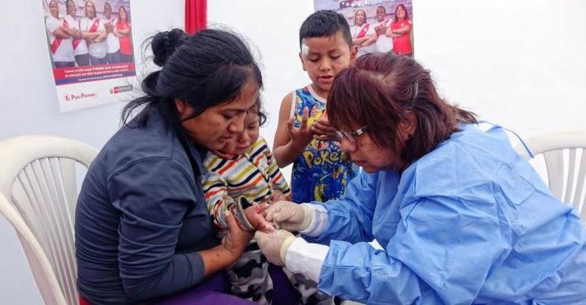 Colegios pedirán examen de hemoglobina en matrícula de estudiantes de Inicial, según R. M. N° 712-2018-MINEDU