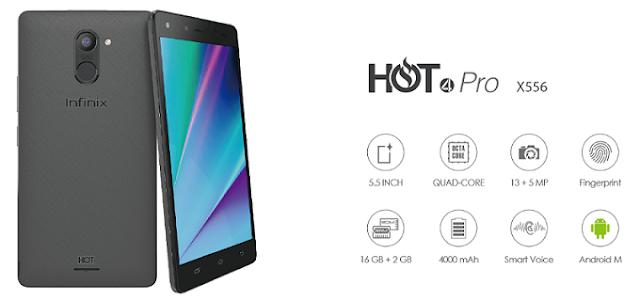 Infinix Hot 4 Pro picture