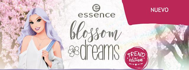 """NUEVA EDICIÓN LIMITADA """"BLOSSOM DREAMS"""" // essence"""