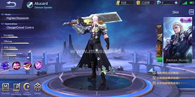 alucard epic skin
