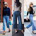 Trend or Trash? Culotte Jeans //