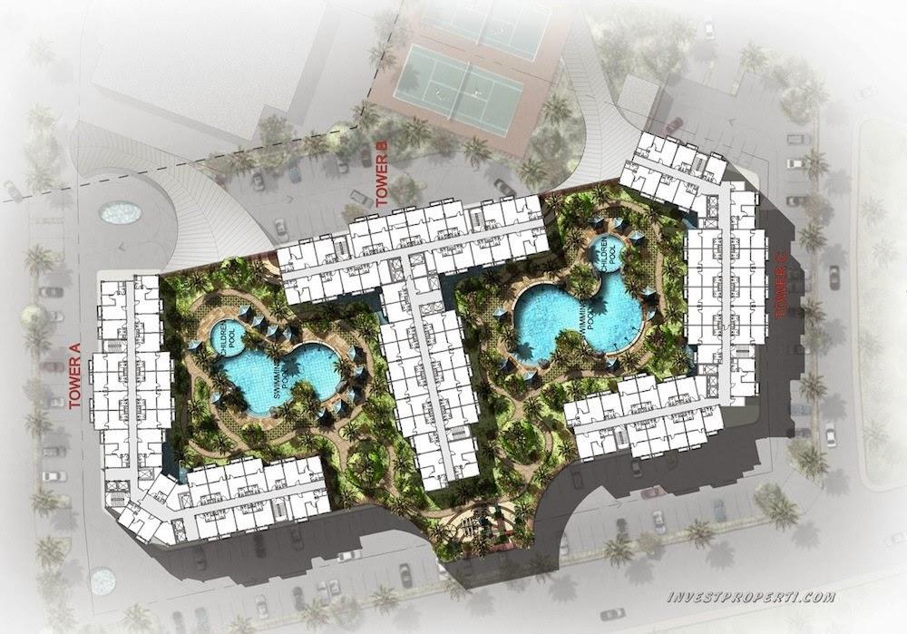 Site Plan Puri Orchard Jakarta Barat ~ Launch Apartemen ...