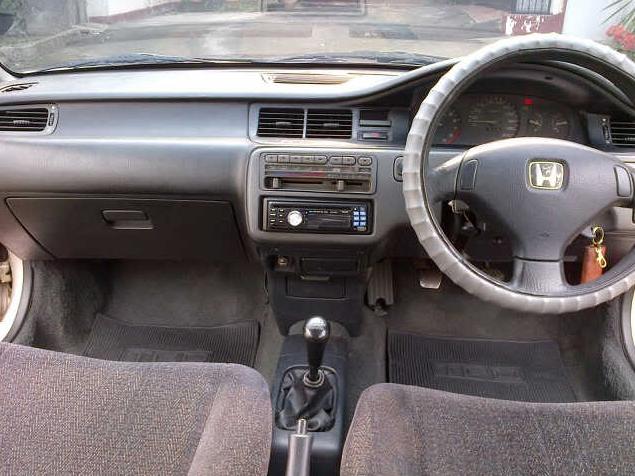 Honda Genio tahun 1992 bekas