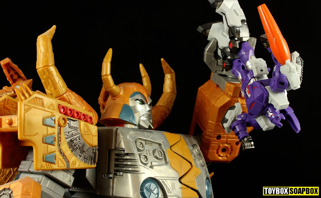 galvatron vs unicron