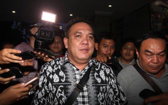 Terdakwa Kasus UPS Politisi Hanura Diberhentikan dari DPRD DKI
