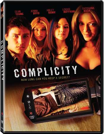 Poster Of Complicity 1995 Dual Audio 220MB DVDRip 480p Free Download Watch Online Worldfree4u