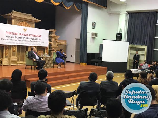 Lawatan Susi Pudjiastuti ke Jepang
