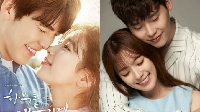 Drama Korea Uncontrollably Fond Subtitle Indonesia