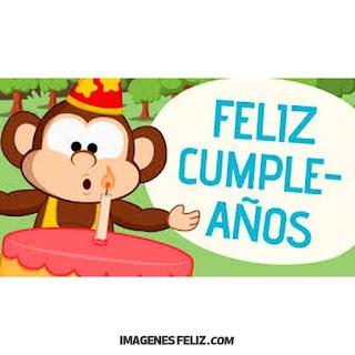 Feliz Cumpleaños Niños