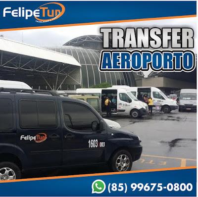 Serviço de transfer privativo em Fortaleza