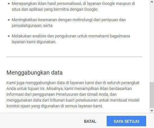 Langkah Mudah Buat Email Baru Lewat Android