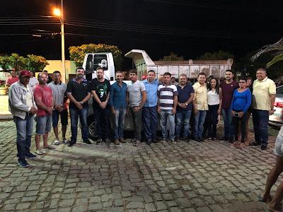 ÁGUA NOVA: PREFEITURA ADQUIRE 2 NOVOS VEÍCULOS PARA RENOVAR FROTA MUNICIPAL
