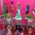 Exposição de bonecas Barbie é atração no Shopping Benfica em Fortaleza