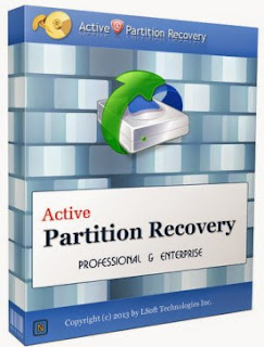 Active Partition Recovery Professional Portable