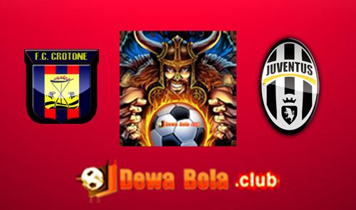 Prediksi Skor Crotone VS Juventus 09 Februari 2017
