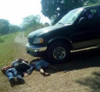 Encuentran 3  ejecutados en Tlalixcoyan Veracruz