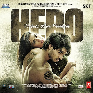 HERO Hindi Movie 2015 - All Songs Lyrics & Videos
