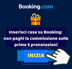 invito gratuito booking
