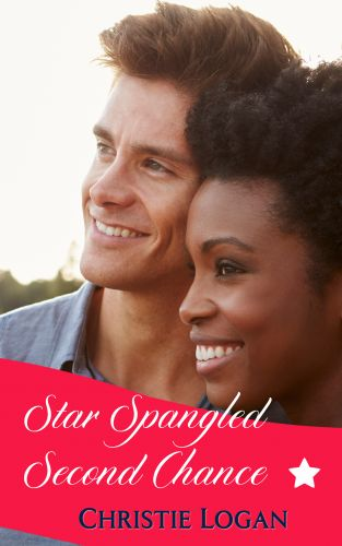 Star Spangled Second Chance (Holidays in Applewood) by Christie Logan