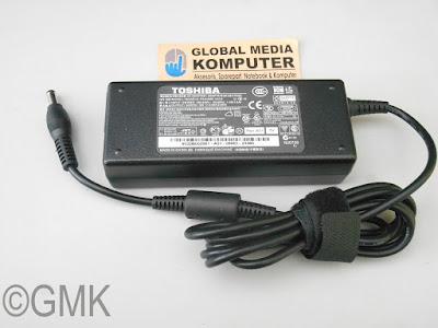 Global Media Komputer Toko Sparepart Laptop Adaptor Baterai