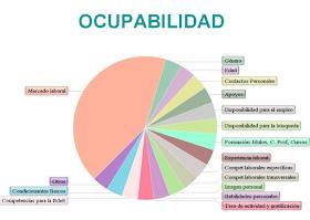 La Ocupabilidad se compone de numerosas variables
