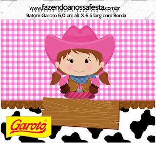 Brunette Farmer: Labels for Candy Bar Free Printable.