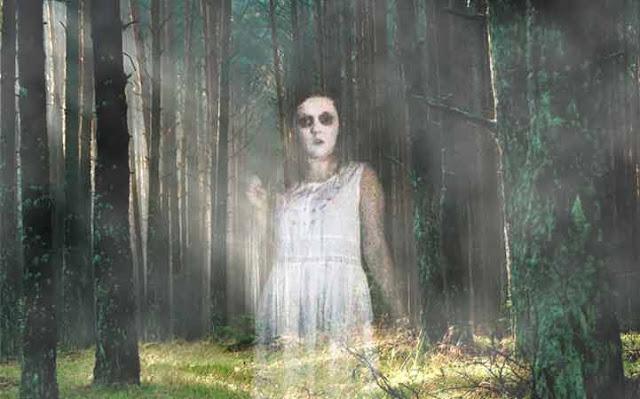 hantu gadis