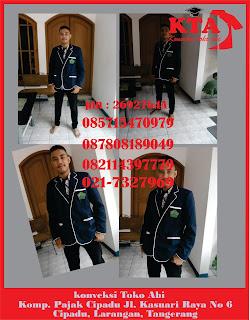 Tempat Pembuatan Jas Almamater Daerah Tanggerang, Tangerang Selatan (tangsel), Kabupaten Tangerang