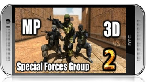 Download Special Forces Group 2 Mod Android Apk Game