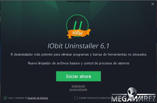 IObit Uninstaller Pro 6 imagenes
