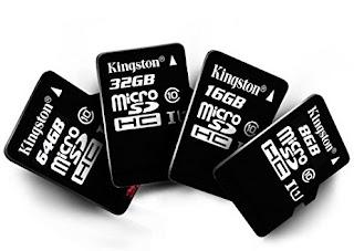 scheda di memoria SD guida