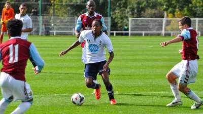 Kyle Walker-Peters debut call for England U18's