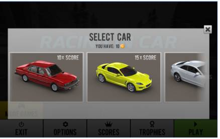 Game Racing Offline Android: Racing in Car Mod Apk