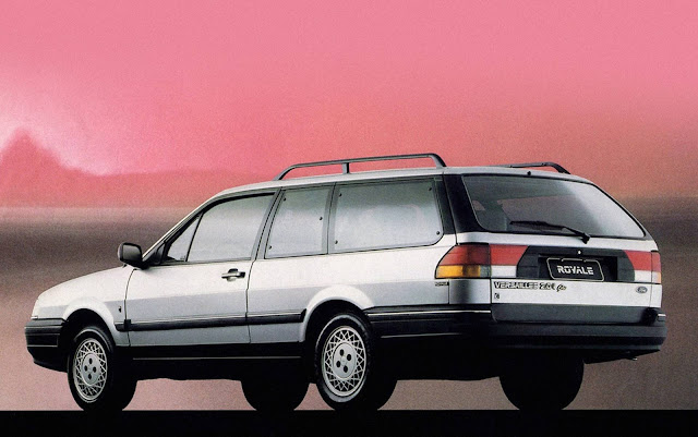 Ford Versailles Royale Guia 1992