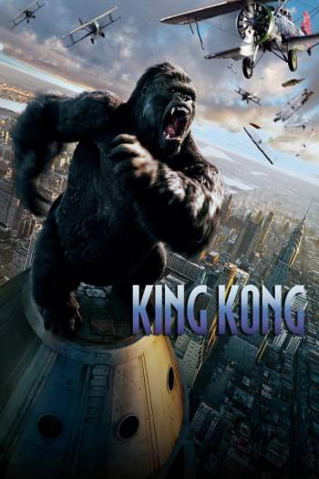 King Kong Torrent - BluRay 1080p Dublado