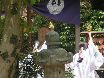 葛原岡神社例祭