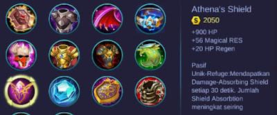 Build Item Terbaik Hero Minotaur Mobile Legends Super Tank