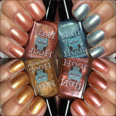 Nail Hoot Seasons Collection