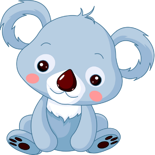 Cuddly Koala Icon