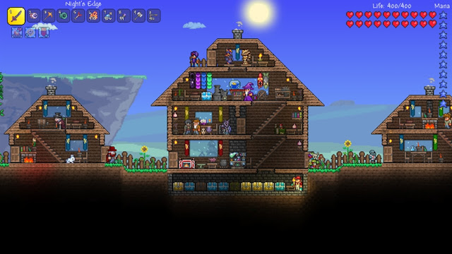 Terraria PC Game Free Download Photo