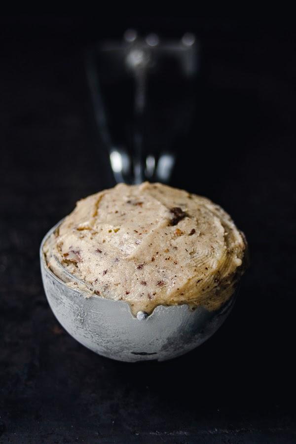 Frozen Banana Coffee Ice Cream {vegan, personal fav} This is a sweet blog