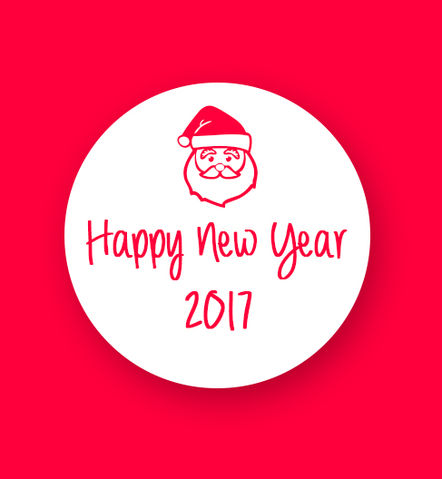 Happy New Year 2017 Whatsapp DP Images and Facebook Profile Pics